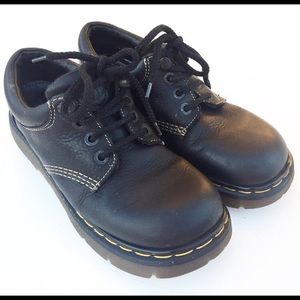 Doc Martens oxfords Made in England